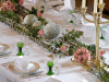 Banqueting Hall: Set table